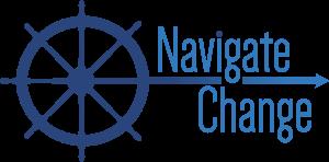 Navigate Change Retina Logo